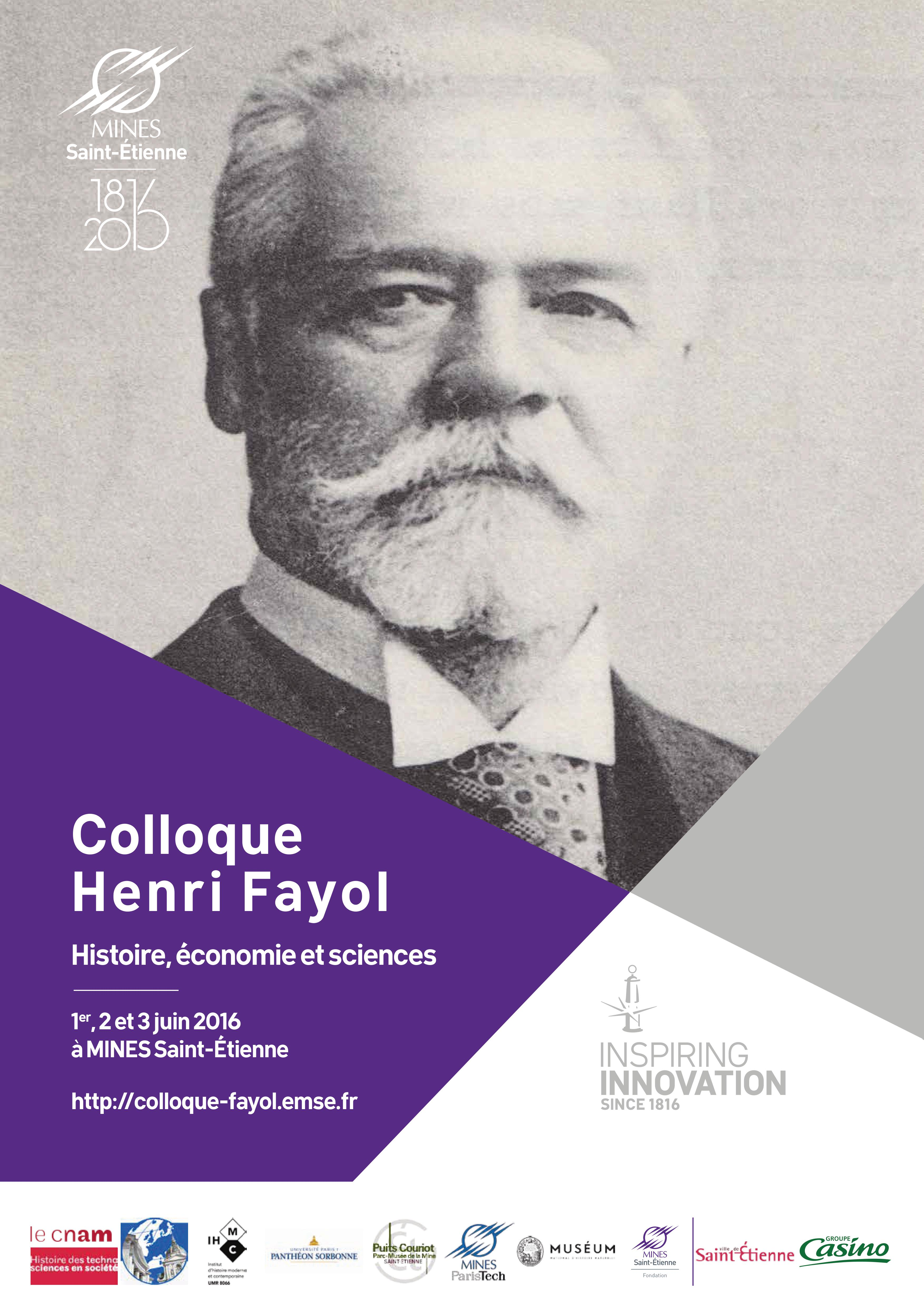 Colloque Henri Fayol