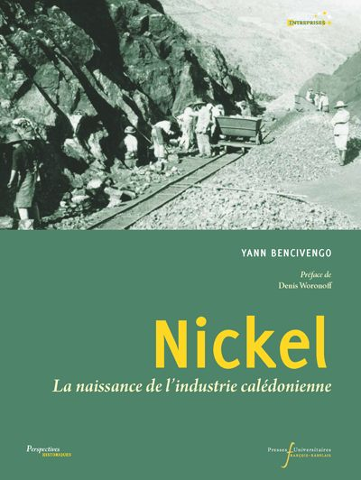 Y. Bencivengo, Nickel (2014), couverture