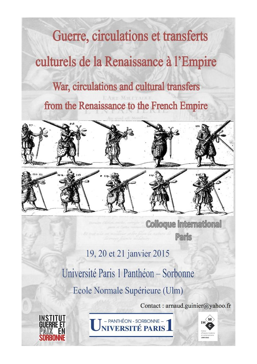 Colloque Guerre Circulations Tranferts-affiche