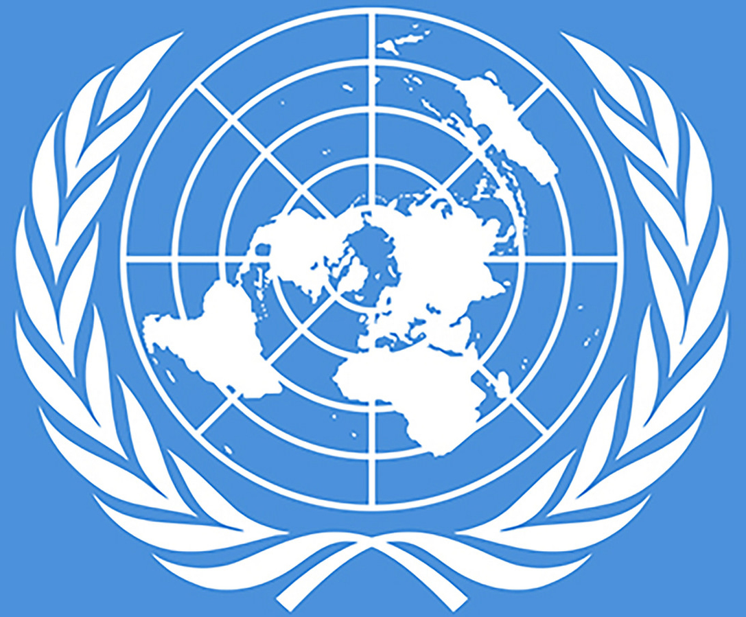Logo de l'Organisation des Nations unies