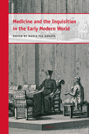 Couverture de « Medicine and the Inquisition in the Early Modern World »