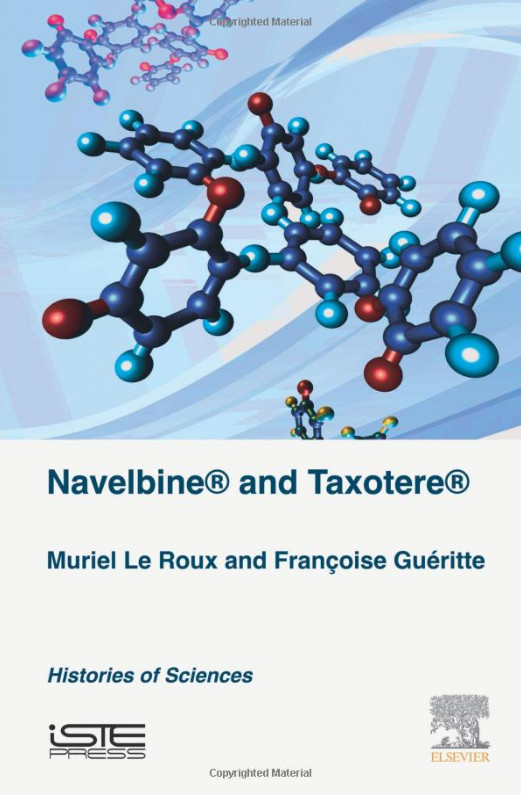 "Couverture de l'ouvrage ""Navelbine® and Taxotere®"""